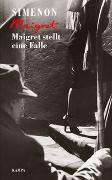 Cover-Bild zu Maigret stellt eine Falle