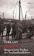 Cover-Bild zu Maigret beim Treffen der Neufundlandfahrer