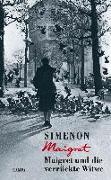 Cover-Bild zu Maigret und die verrückte Witwe