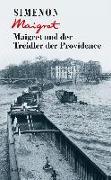 Cover-Bild zu Maigret und der Treidler der Providence