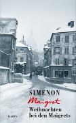 Cover-Bild zu Weihnachten bei den Maigrets