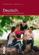 Cover-Bild zu Eckert-Stauber, Rahel: Deutsch. (Print inkl. eLehrmittel)