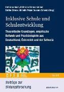 Cover-Bild zu Resch, Katharina (Hrsg.): Inklusive Schule und Schulentwicklung