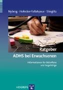 Cover-Bild zu Nyberg, Elisabeth: Ratgeber ADHS bei Erwachsenen