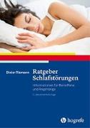Cover-Bild zu Riemann, Dieter: Ratgeber Schlafstörungen