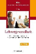 Cover-Bild zu Hillert, Andreas: Lehrergesundheit