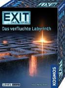Cover-Bild zu Brank, Markus: EXIT - Das Spiel: Das verfluchte Labyrinth