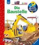 Cover-Bild zu Schuld, Kerstin M.: Wieso? Weshalb? Warum? junior: Die Baustelle (Band7)