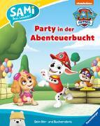 Cover-Bild zu Korda, Steffi (Übers.): SAMi - Paw Patrol - Party in der Abenteuerbucht