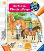 Cover-Bild zu Friese, Inka: tiptoi® Die Welt der Pferde und Ponys