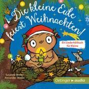 Cover-Bild zu Die kleine Eule feiert Weihnachten (CD) von Weber, Susanne