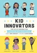 Cover-Bild zu Kid Innovators (eBook) von Stevenson, Robin