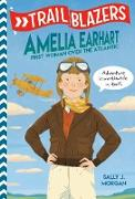 Cover-Bild zu Trailblazers: Amelia Earhart (eBook) von Morgan, Sally J.