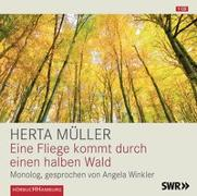 Cover-Bild zu Müller, Herta: Eine Fliege kommt durch einen halben Wald