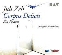 Cover-Bild zu Zeh, Juli: Corpus Delicti. Ein Prozess