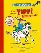 Cover-Bild zu Lindgren, Astrid: Hier kommt Pippi Langstrumpf