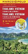 Cover-Bild zu Thailand, Vietnam. 1:2'500'000