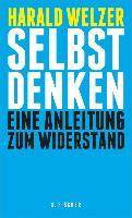 Cover-Bild zu Welzer, Harald: Selbst denken (eBook)
