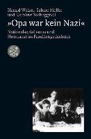 Cover-Bild zu Welzer, Harald: »Opa war kein Nazi« (eBook)