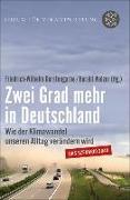 Cover-Bild zu Gerstengarbe, Friedrich-Wilhelm (Hrsg.): Zwei Grad mehr in Deutschland (eBook)