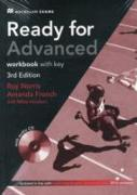 Cover-Bild zu French, Amanda: Ready for Advanced 3rd edition Workbook with key Pack
