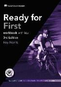 Cover-Bild zu Norris, Roy: Ready for FCE. Workbook with Audio-CD and Key
