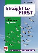 Cover-Bild zu Norris, Roy: Straight to First Digital Student's Book Premium Pack