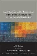 Cover-Bild zu Fichte, J. G.: Contribution to the Correction of the Public's Judgments on the French Revolution (eBook)