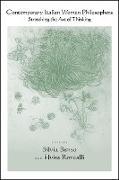 Cover-Bild zu Benso, Silvia (Hrsg.): Contemporary Italian Women Philosophers (eBook)