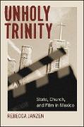 Cover-Bild zu Janzen, Rebecca: Unholy Trinity (eBook)