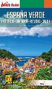 Cover-Bild zu Liduena, Manon: España Verde. País Vasco, Cantabria, Asturias y Galicia (eBook)