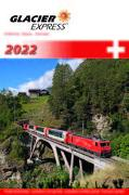 Cover-Bild zu Cal. Glacier-Express 2022 Ft. 14,8x22