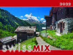 Cover-Bild zu Cal. Swiss Mix 2022 Ft. 31,5x23