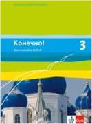 Cover-Bild zu Konetschno! Band 3. Russisch als 2. Fremdsprache. Grammatisches Beiheft