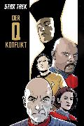 Cover-Bild zu Tipton, Scott: Star Trek Comicband 17: Q-Konflikt (eBook)