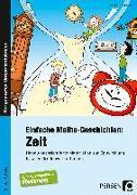 Cover-Bild zu Einfache Mathe-Geschichten: Zeit von Rosenkranz, Claudia