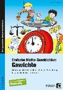 Cover-Bild zu Einfache Mathe-Geschichten: Gewichte von Rosenkranz, Claudia