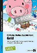 Cover-Bild zu Einfache Mathe-Geschichten: Geld (eBook) von Rosenkranz, Claudia