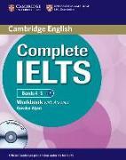 Cover-Bild zu Complete IELTS Bands 4-5 Workbook with Answers with Audio CD von Wyatt, Rawdon