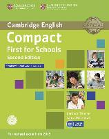 Cover-Bild zu Compact First for Schools - Second edition. Student's Book without answers with CD-ROM von Matthews, Laura