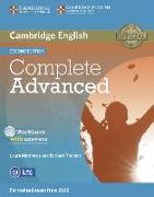 Cover-Bild zu Complete Advanced von Matthews, Laura