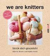 Cover-Bild zu We are knitters (eBook) von Bravo, Alberto