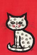 Cover-Bild zu Piatti, Celestino: Piatti Postkarte Katze VE 1=10