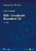 Cover-Bild zu Emmerich, Volker: BGB-Schuldrecht Besonderer Teil (eBook)