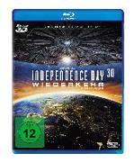 Cover-Bild zu Blanchard, Carter: Independence Day 3D - Wiederkehr