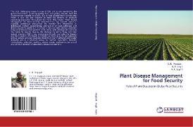 Cover-Bild zu Prajapati, C. R.: Plant Disease Management for Food Security
