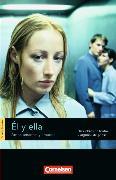 Cover-Bild zu Steveker, Wolfgang (Hrsg.): Él y ella
