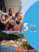 Cover-Bild zu À plus! 5. Schülerbuch - Lehrerfassung von Gregor, Gertraud