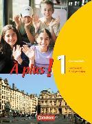 Cover-Bild zu À plus! 1. Grammatikheft von Gregor, Gertraud