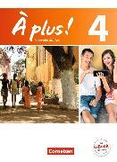 Cover-Bild zu À plus! 4. Nouvelle édition von Gregor, Gertraud